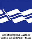 Suomen Purjehdus ja Veneily ry logo