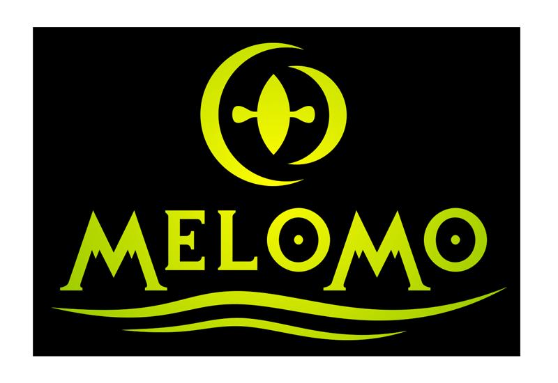 Melomo-yrityksen logo